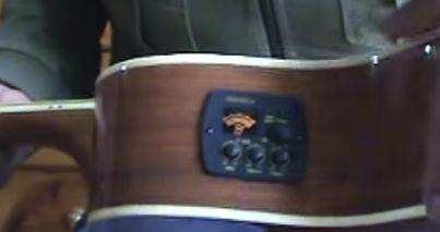 afinar guitarra electrica
